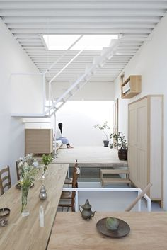 House in Itami #stairs #architecture #home