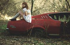 Self Portrait Photography by Cari Ann Wayman @ Inspiration Hut #self #portrait #girl #photograpy
