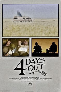4 Days Out #breaking #bad