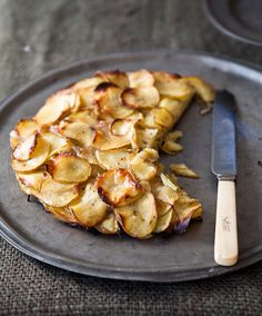 Yummy Supper: POTATO GALETTE #food