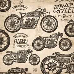 Motorcycles by BMD #retro #motorcycles