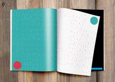 Ollie Goddard - Typographical spread on symbols.