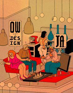 DJ Broadcast Design Special, Stefan Glerum