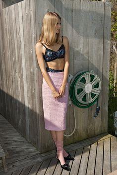 Julia Stegner by Marcelo Krasilcic for Purple Fashion #fashion #model #photography #girl