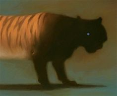 gallery01-13 #tiger #painting #shadow