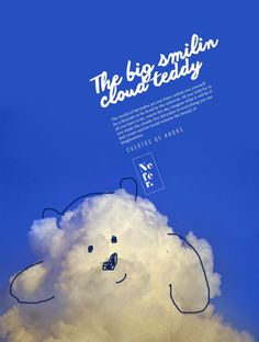 #concept #photography #layout #design #blue #cloud #tpography #imagination