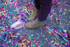 4358679825_a707034b8f.jpg 500×333 pixels #after #shoes #the #day #confetti #feet #party