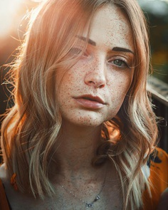 Awesome Female Portrait Photography by Cristian Sartori