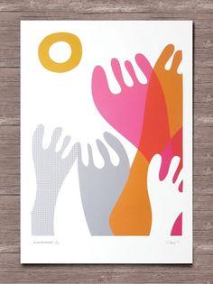Design Work Life » Elroy Ink Prints #illustration #awesome