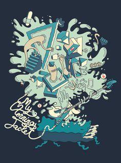 MMJ Poster, by Brosmind