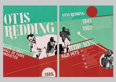 As Ever #redding #otis #poster #typography