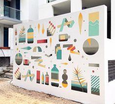 Mural by FECKS