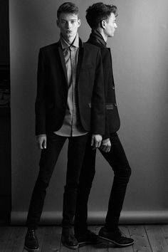 Tumblr #fashion #model #lookbook