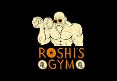 roshi\\\'s gym