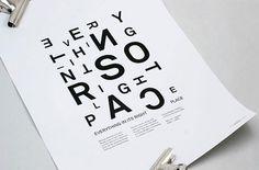 felixlobelius1.jpg (580×383) #poster #typography