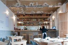 Cantina Mexicana Restaurant / Taller Tiliche | ArchDaily #interior
