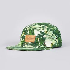 streetstylemarket:Grand Scheme The Hills 5 Panel Camp Cap Palm | Flatspot #cap