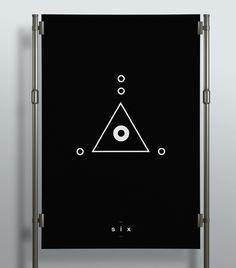 SIX // Symbols & Shapes on Behance