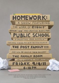 PUBLIC SCHOOL - Part 5 #poster