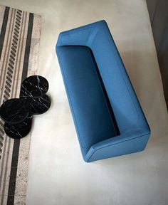 Couch Clothed in Cushions