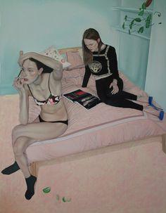 Tristan Pigott | PICDIT #painting #art