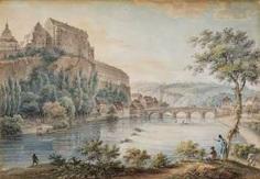 Pure man, FRIEDRICH CHRISTIAN 1764 Wetzlar - 1835 Frankfurt a. m., attributed to