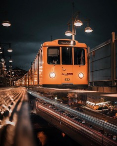 Vibrant Urban Photos in Berlin by Vitaly Rubtsov