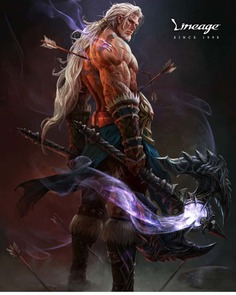 Badass. Art by Kim Sung Hwan
