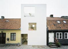 modern facade #architecture #white