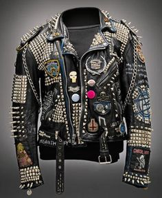 HDLeather_Jacket_D-030 #n #jacket #rock #roll #leather