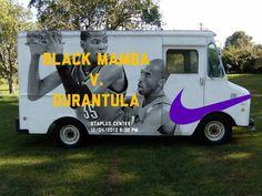 Nike Food Truck