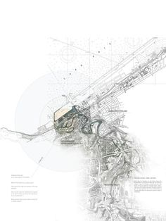traces and trajectories: a study of the temporal #urban