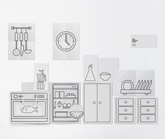 The Kitchen Films ruiz+company #ruiz+company #icons #the #kitchen #identity #films