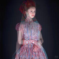Editorial by Atelier Olschinsky #fashion #photography #art