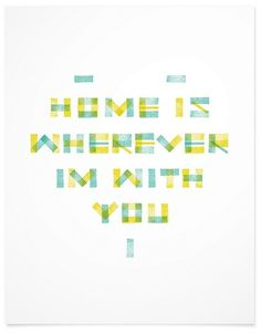 Home | Flickr - Photo Sharing! #simple #handmade #analog #typography