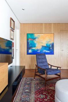 Porto Alegre Duplex – The Collector's Apartment by Ambidestro
