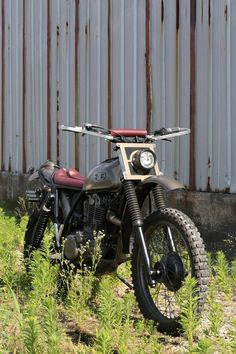YAMAHA XT500 BY (H) GARAGE