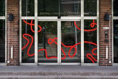 ERC 2014 — Werklig #facade #sign #window #vinyl #signage #decal