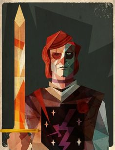 Dave Murray | BLDGWLF #murray #dave #of #berric #illustration #game #thrones