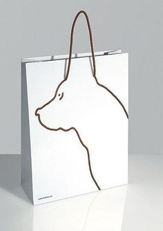 tm:d VAULT, shopper #packaging #dog