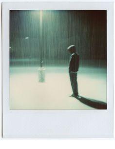 MIkael Kennedy, Polaroids #rain #polaroid