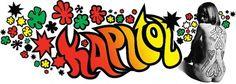 KAA #surf #groovy #hippy #lsd #surfwear #kapitol #stoned