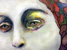 Abstract Art - Portrait Painting & Illustration on Behance
