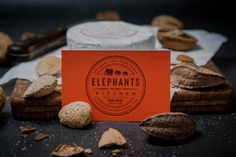 Elephants in the Kitchen on Behance