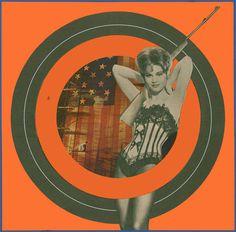 """Saatchi Art Artist Eva Lake; , """"Target. No. 22 (Jane)"""" #art"""