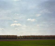 Paysages de Belgique et Hollande : Roland Lebrun #treeline