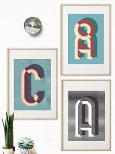 Typographic Posters: Pawaiian Hunch by Ruth Vissing Photo #poster #typography