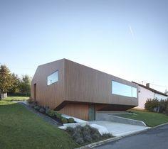 Energy House by Architekten Stein Hemmes Wirtz #modern #design #minimalism #minimal #leibal #minimalist