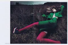 fakingfashion: W March 2011 | Against Nature | Mert Alas & Marcus Piggott