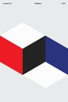 swissritual.ca #SwissRitual #graphic #design #minimal #music #grid #poster #swiss #illustration #ArcadeFire